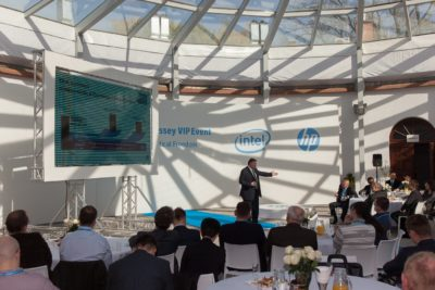 konferencja hp intel Odyssey event