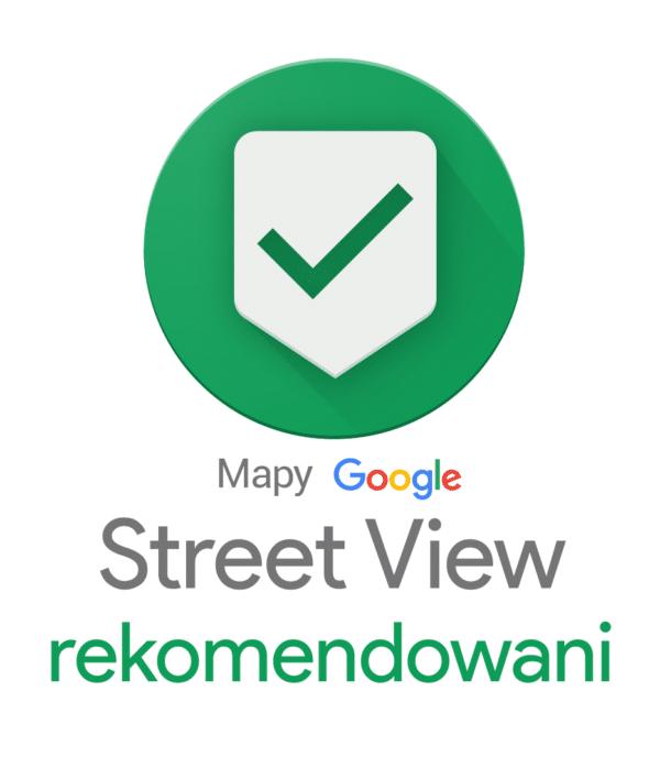 Street View rekomendowani - logo