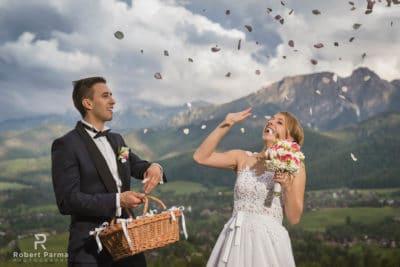 fotograf plener ślubny tatry