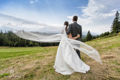 fotograf na plener ślubny Podhale