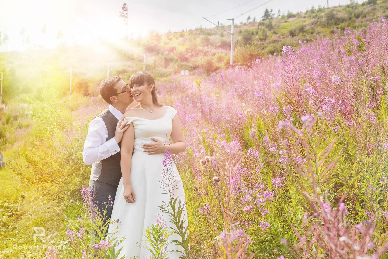 fotograf plener ślubny na Podhalu