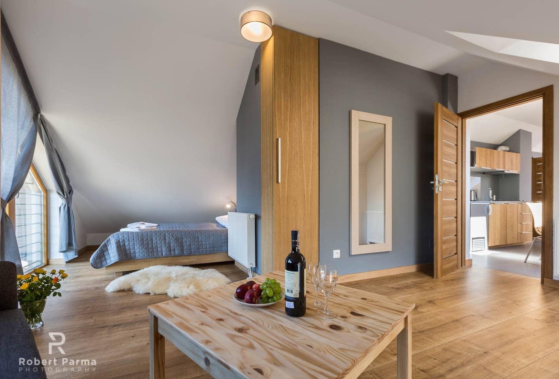 fotograf apartamenty w Zakopanem