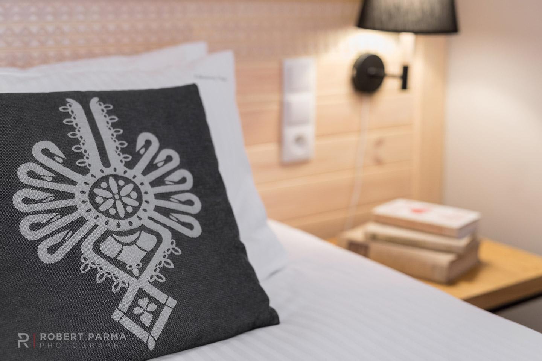 Zdjęcie wnętrz hotelowych | Robert Parma