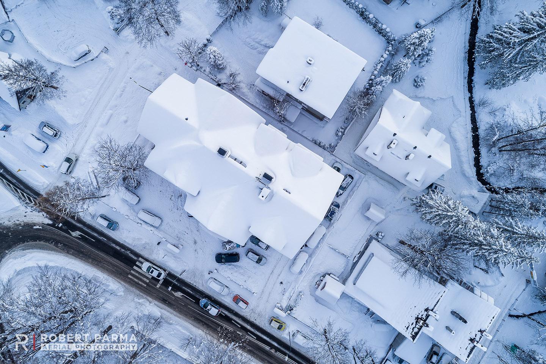 fotografia z drona