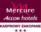 logo hotel mercure kasprowy