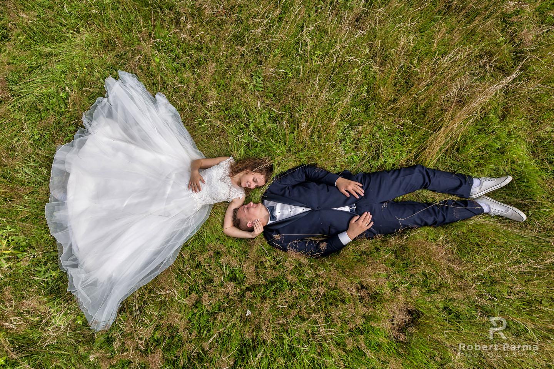 ślubna sesja plenerowa na Podhalu