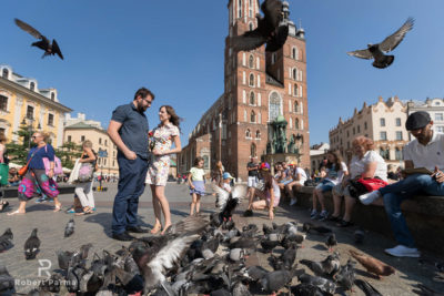 sesja narzeczeńska w krakowie