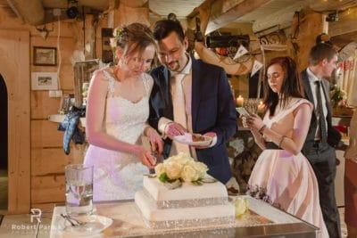 impreza weselna w tatrach